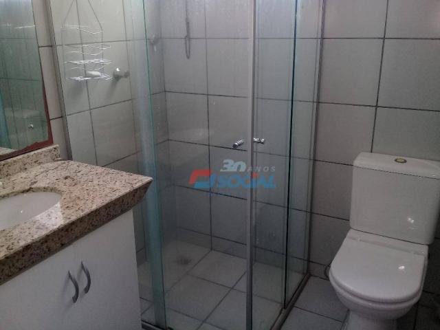 Excelente apartamento mobiliado para locação, cond. porto velho service, apt 207, porto ve - Foto 13