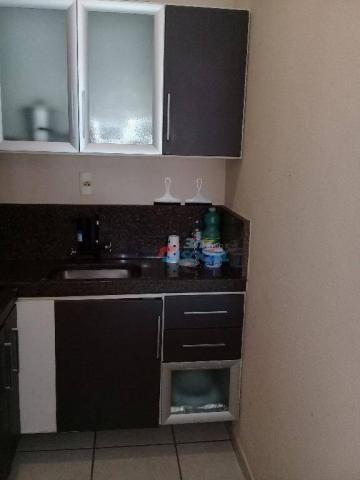 Excelente apartamento mobiliado para locação, cond. porto velho service, apt 207, porto ve - Foto 8