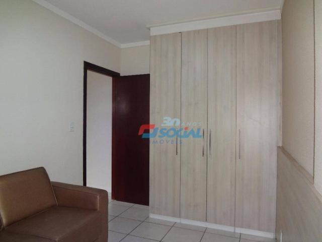 Apartamento mobiliado para locação, cond. porto velho residence service - aptº 1103 - noss - Foto 14