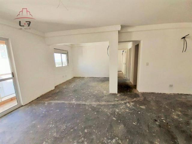 Apartamento com 3 dormitórios à venda, 107 m² por R$ 585.000,00 - Juvevê - Curitiba/PR - Foto 4