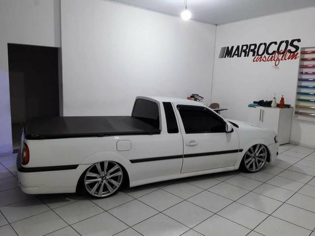 Saveiro turbo