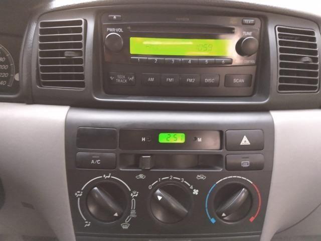 Toyota Corolla Fielder Automática - Foto 15