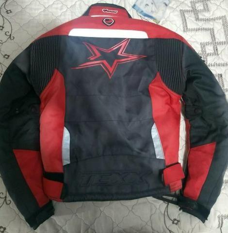 Jaqueta motociclista Texx P New Venus - Foto 3