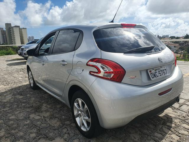 Peugeot 208 1.5 2015 active pack extra aceito troca - Foto 3