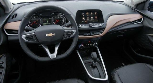 2021 Onix Premier Turbo  Sem Entrada e Sem Juros - Foto 2