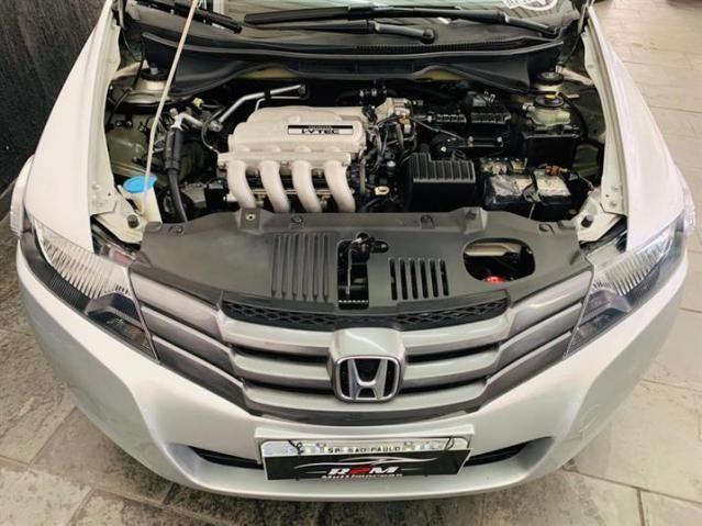 Honda City Lx 1.5 16v (flex) (aut.) - Foto 5