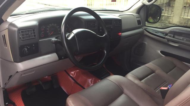 Ford f - 250 xlt 4.2 turbo diesel - Foto 5