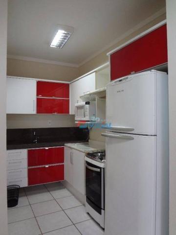 Apartamento mobiliado para locação, cond. porto velho residence service - aptº 1103 - noss - Foto 10