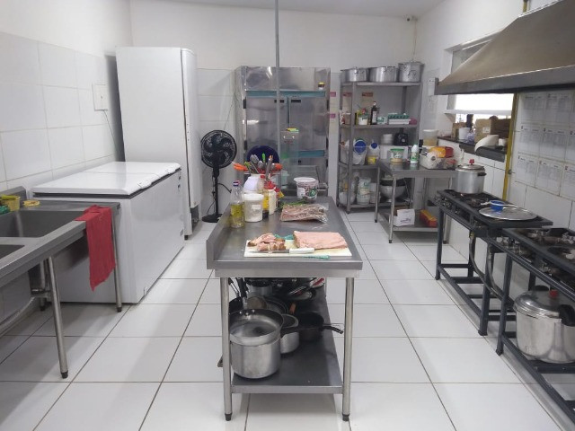 Restaurante - Vendo loja completa - Foto 15