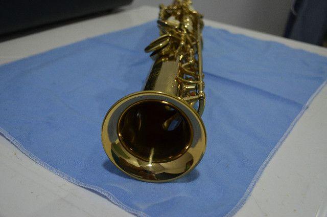 Sax Soprano Fontai Music ( Novinho ) - Foto 2