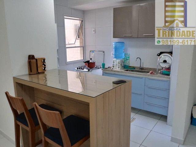 Apartamento No Varandas / 78m / Nascente / 3 Quartos / Calhau  - Foto 2