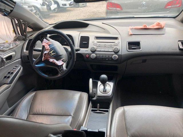 Honda Civic LXS 1.8 2009, R$22.900,00 12x no cartão - Foto 7