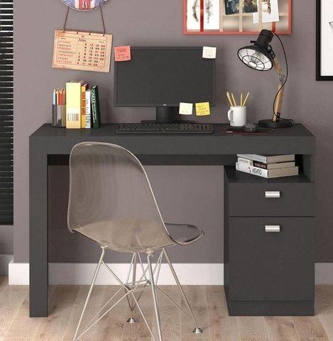 Mesa de estudos/ escritório modelo Melissa   NOVO - Foto 3