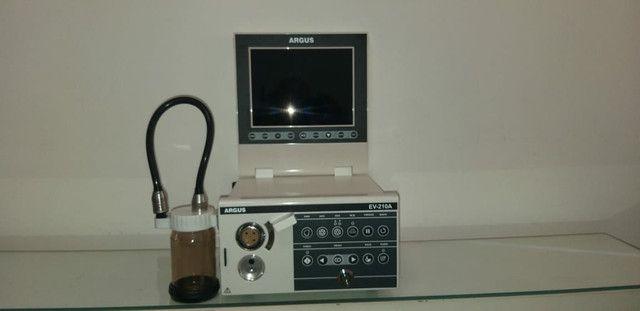 Aparelho de video-endoscopia ARGUS