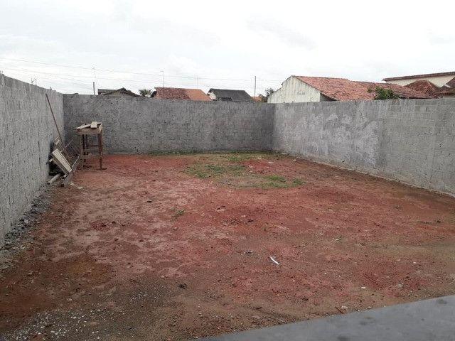R$140.000 reais Financiamento de Casa no Novo Estrela em Castanhal 2 quartos com 1 suíte - Foto 11
