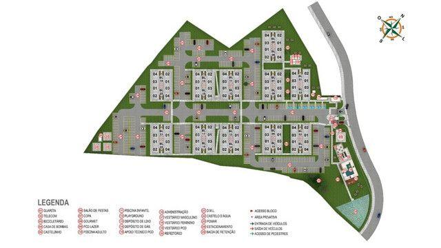 K Novo Programa Casa Verde e Amarela, Olinda, 2 Quartos com Lazer! - Foto 8