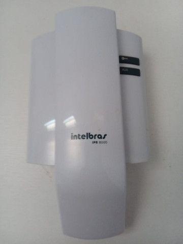 Módulo Interno P/ Porteiro Residencial Intelbras Mod: IPR 8000 IN - Foto 5