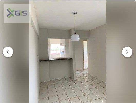 Apartamento com 2 dormitórios à venda, 57 m² por R$ 170.000,00 - Vinhais - São Luís/MA - Foto 3