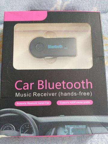 Receptor bluetooth novo na caixa na promoção