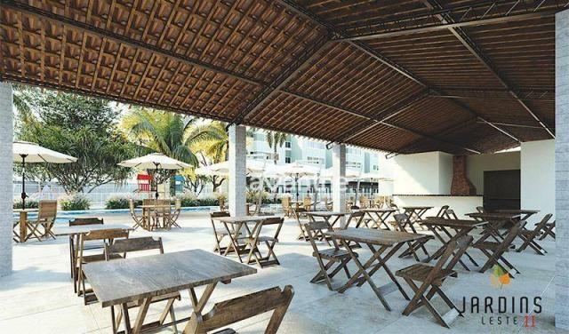 Apartamento com 3 dormitórios à venda, 59 m² por R$ 212.000 - Vale Quem Tem Zona Leste- Te - Foto 7