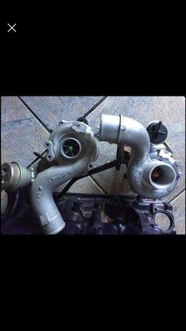 Turbo/turbina/ evoque/land rover/volvo/gol/jetta/a3/a4 - Foto 2