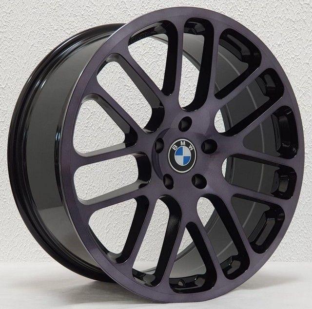 Rodas Aro 20x8,5' ET30 ZW317 5x120 BMW - Foto 3