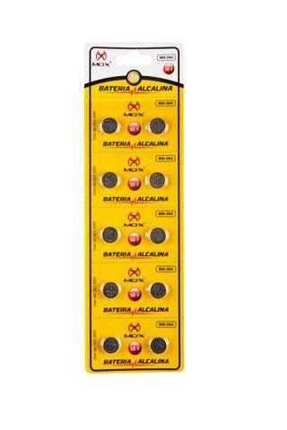 Pilha Bateria Botão com 10un. Queima de estoque  - Foto 5