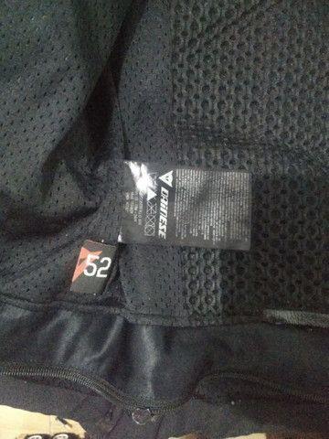 Jaqueta de couro 100%motoqueiros - Foto 3