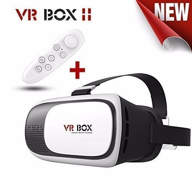 Óculos 3d Realidade Virtual Para Celular, Vídeos, Filmes e Jogos