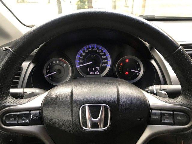 Honda City EX 2013/2013 - Foto 7