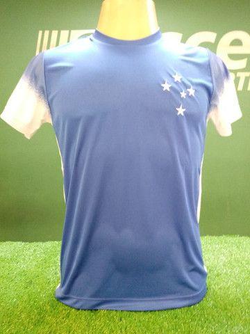 Camisa Cruzeiro Passeio - Nova Coleção - Foto 4