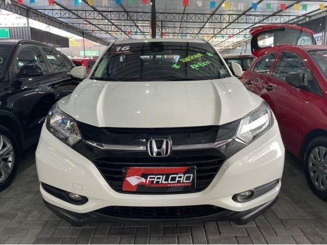 Honda HR-V 1.8 EX com banco de couro