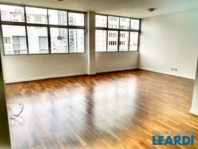 Apartamento para alugar com 4 dormitórios em Itaim bibi, São paulo cod:589366 - Foto 2