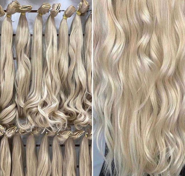 Telas em cabelo Bio humano !  - Foto 2