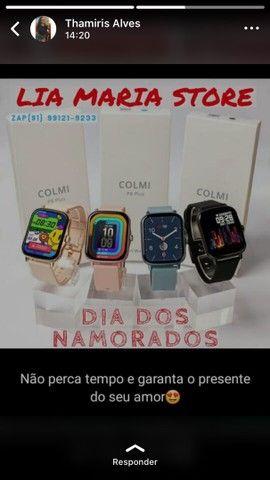 Presente dia dos namorados smartwatch