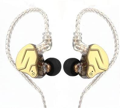 Fone In-ear Kz Zsn Pro X - Retorno De Palco Profissional - Foto 2