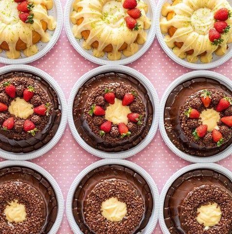 Curso de bolo caseiros lucrativo  - Foto 5