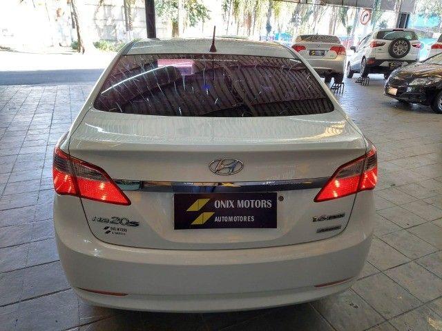Hyundai Hb20S 1.6 Automático 2015 - Foto 8