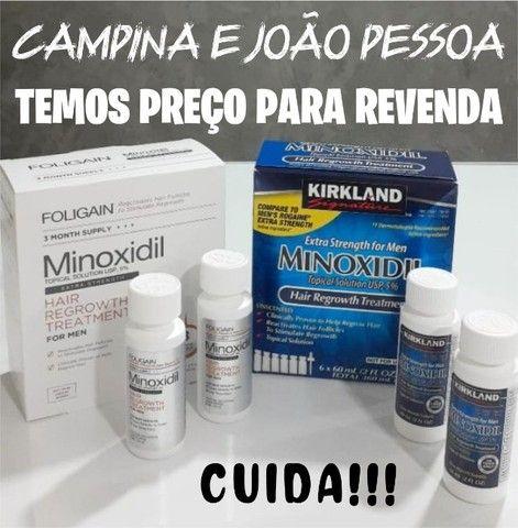 Minoxidil Kirkland e Foligain - Atacado - Foto 3