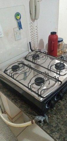 Vendo fogão de mesa - Foto 4