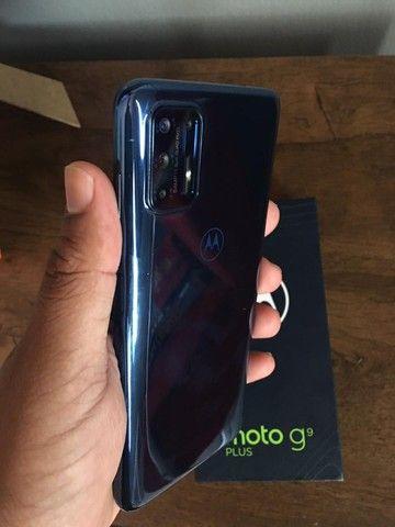 Moto G9 plus 128GB  ( Aceito troca ) - Foto 2