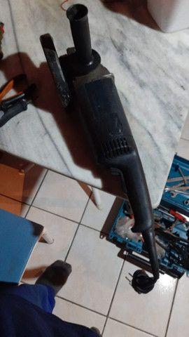 Lixadeira Bosch 350R$ - Foto 3