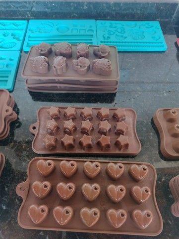 Formas para chocolate - Foto 6