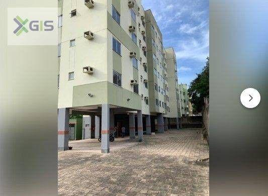 Apartamento com 2 dormitórios à venda, 57 m² por R$ 170.000,00 - Vinhais - São Luís/MA - Foto 2