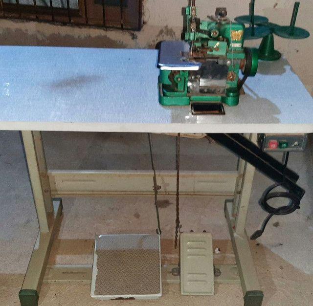 Máquina overloc semi industrial  - Foto 3
