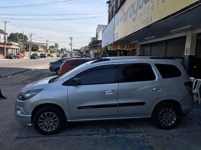 SPIN 2014/2015 1.8 ADVANTAGE 8V FLEX 4P AUTOMÁTICO - Foto 6