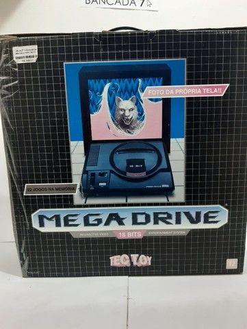 Console Sega Megadrive 16 bits - Tec Toy - Foto 4