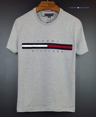 Camiseta Tommy Hilfiger - Foto 4