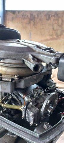 motor de popa 5 hp - Foto 5