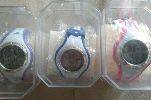 Promoção de Relógios Infantil e adulto masculinos
